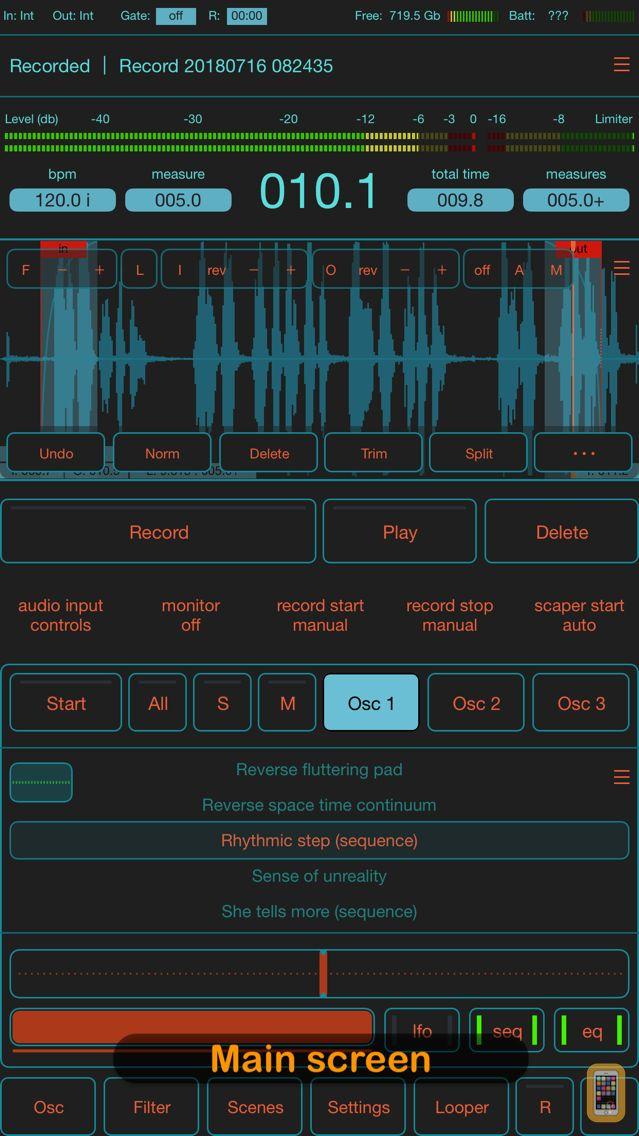 Screenshot - FieldScaper