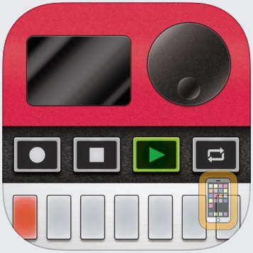 KORG iELECTRIBE for iPhone by KORG INC. (iPhone)