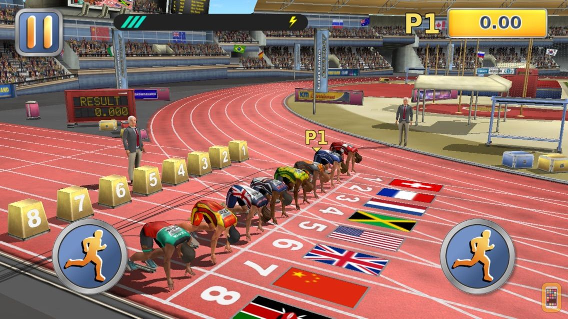 Screenshot - Athletics 2: Summer Sports