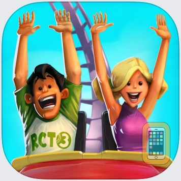 RollerCoaster Tycoon® 3 by Frontier Developments Ltd (Universal)
