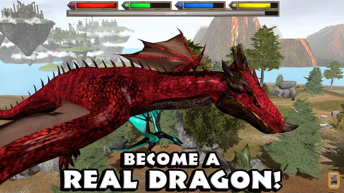 Screenshot - Ultimate Dragon Simulator