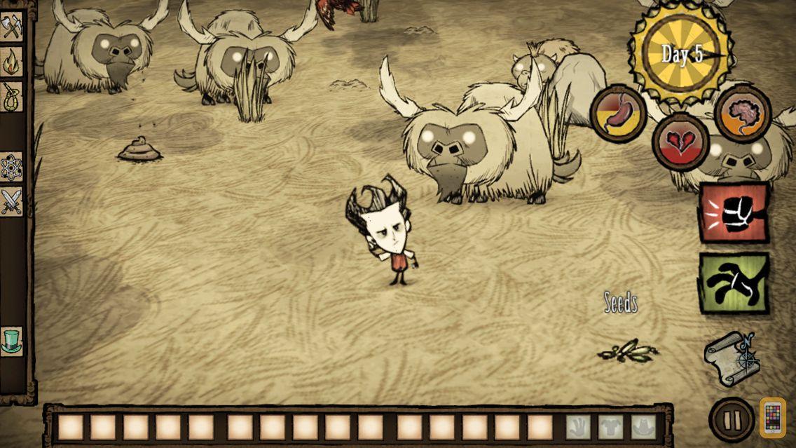 Screenshot - Don't Starve: Pocket Edition
