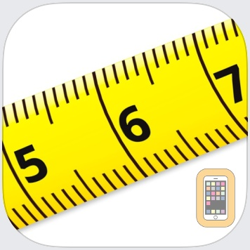 Ruler App + AR Tape Measure by GRYMALA (Universal)