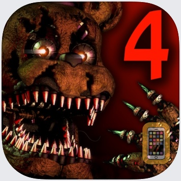 Five Nights at Freddys 4 by Scott Cawthon (Universal)
