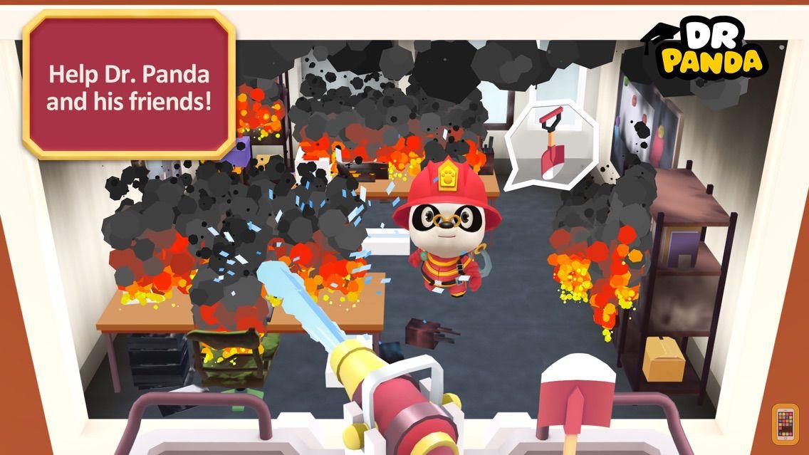Screenshot - Dr. Panda Firefighters