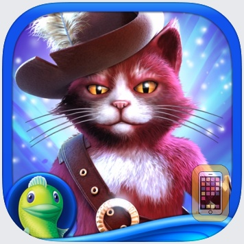 Christmas Stories: Puss in Boots HD - A Magical Hidden Object Game (Full) by Big Fish Games, Inc (iPad)