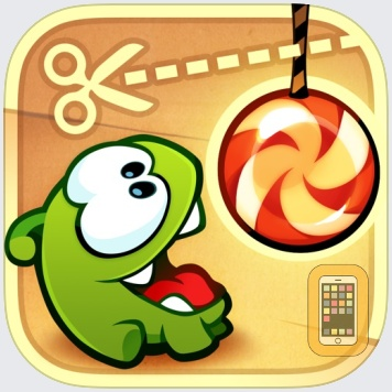 Cut the Rope by ZeptoLab UK Limited (Universal)