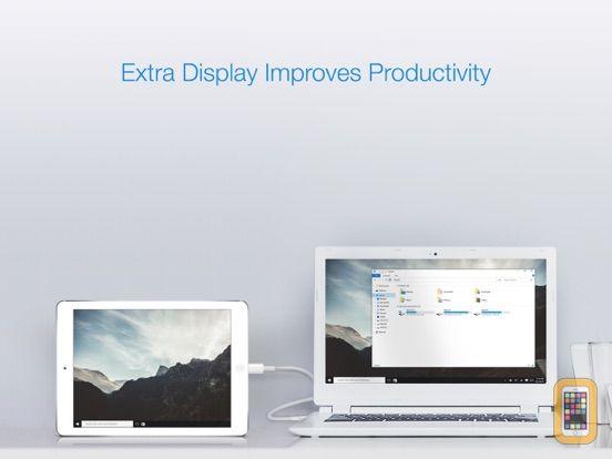 Screenshot - Splashtop Wired XDisplay HD – Extend & Mirror