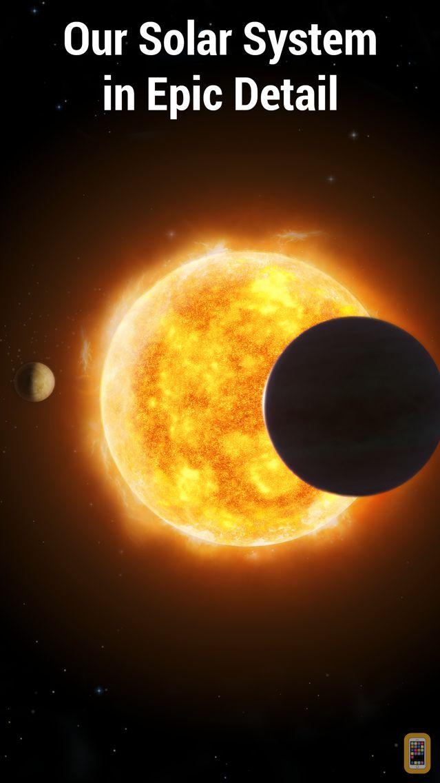 Screenshot - Solar Walk 2 - Planet Explorer