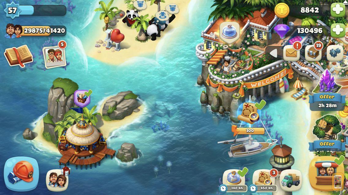 Screenshot - Trade Island