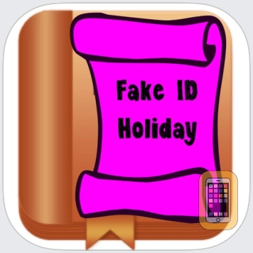 Fake ID Holiday by ChristApp, LLC (iPhone)