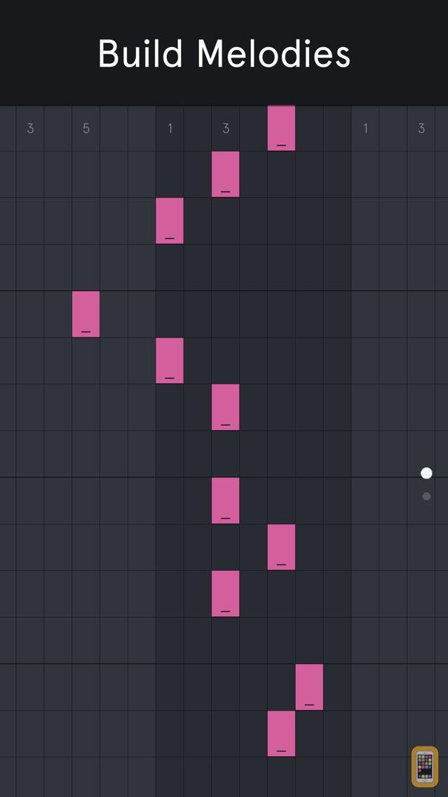 Screenshot - Auxy - Music & Beat Maker