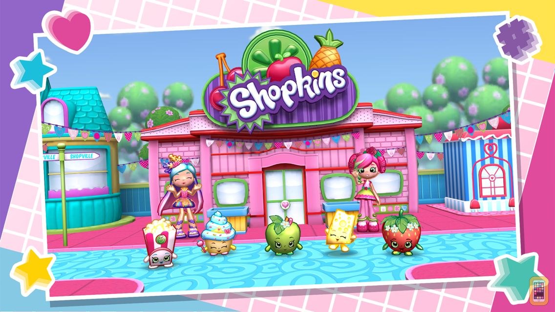 Screenshot - Shopkins World!