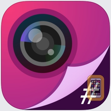 hashpic - Your reference picture note app. by NatroSoft, LLC (iPhone)