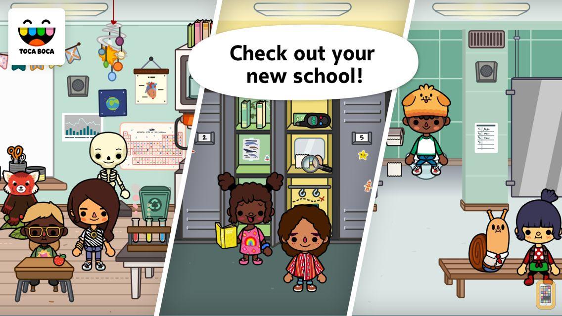 Screenshot - Toca Life: School