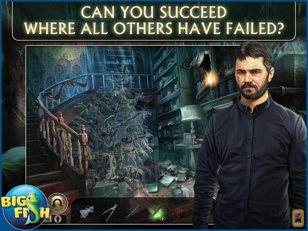 Screenshot - Maze: Subject 360 HD - A Mystery Hidden Object Game (Full)