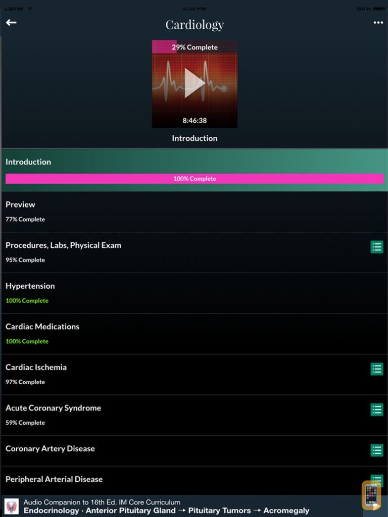 Medstudy Media for iPhone & iPad - App Info & Stats | iOSnoops