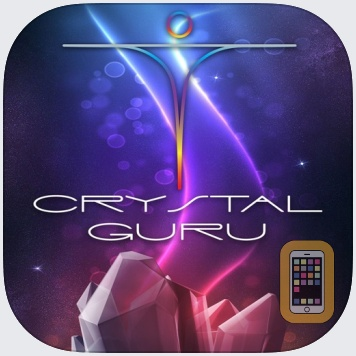 Crystal Guru for iPhone - App Info & Stats | iOSnoops