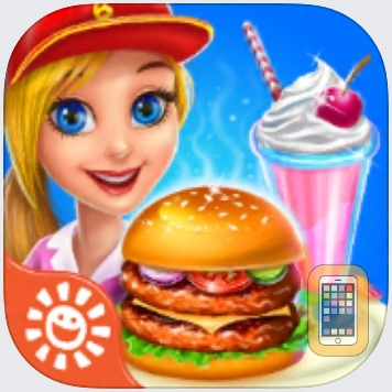 Burgers & Shakes - Fast Food Maker by Sunstorm Interactive (Universal)