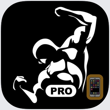 Gym Guide Pro workouts and exercises for fitness by Sergey Malyugin (Universal)