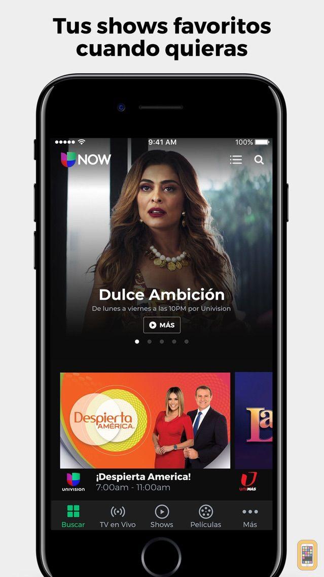 Screenshot - UnivisionNow En Vivo/On Demand