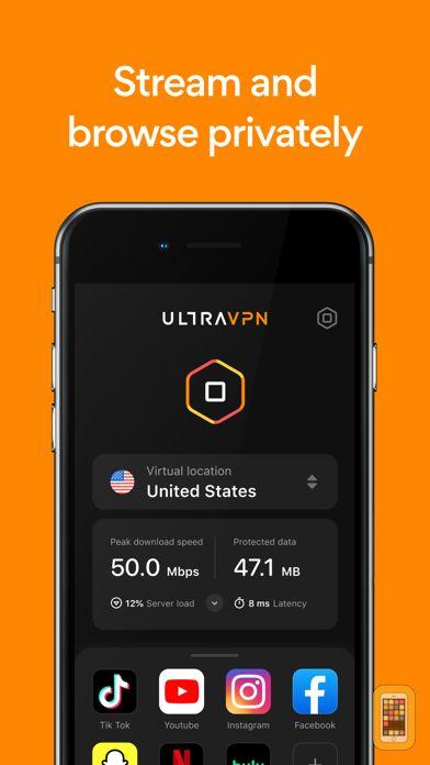 Screenshot - Hexatech Unlimited VPN Proxy