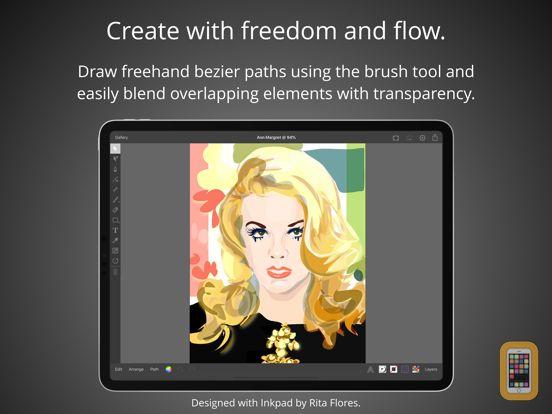Screenshot - Inkpad - Graphic Design