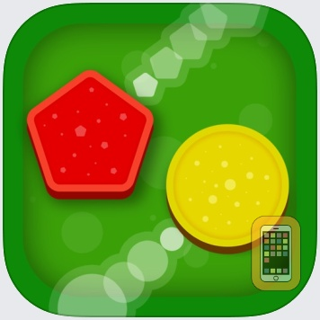 Smart Baby Shapes: Learning games for toddler kids by Gennadii Zakharov (Universal)