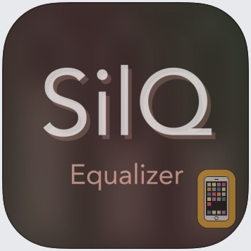 SilQ Equalizer - 32 Band Stereo Equalizer by TonApp AS (iPad)