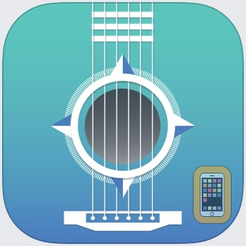Guitar Chords Dictionary by Adrian DiMatteo (iPhone)