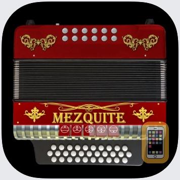 Mezquite Diatonic Accordion by Victoriano Montemayor (Universal)