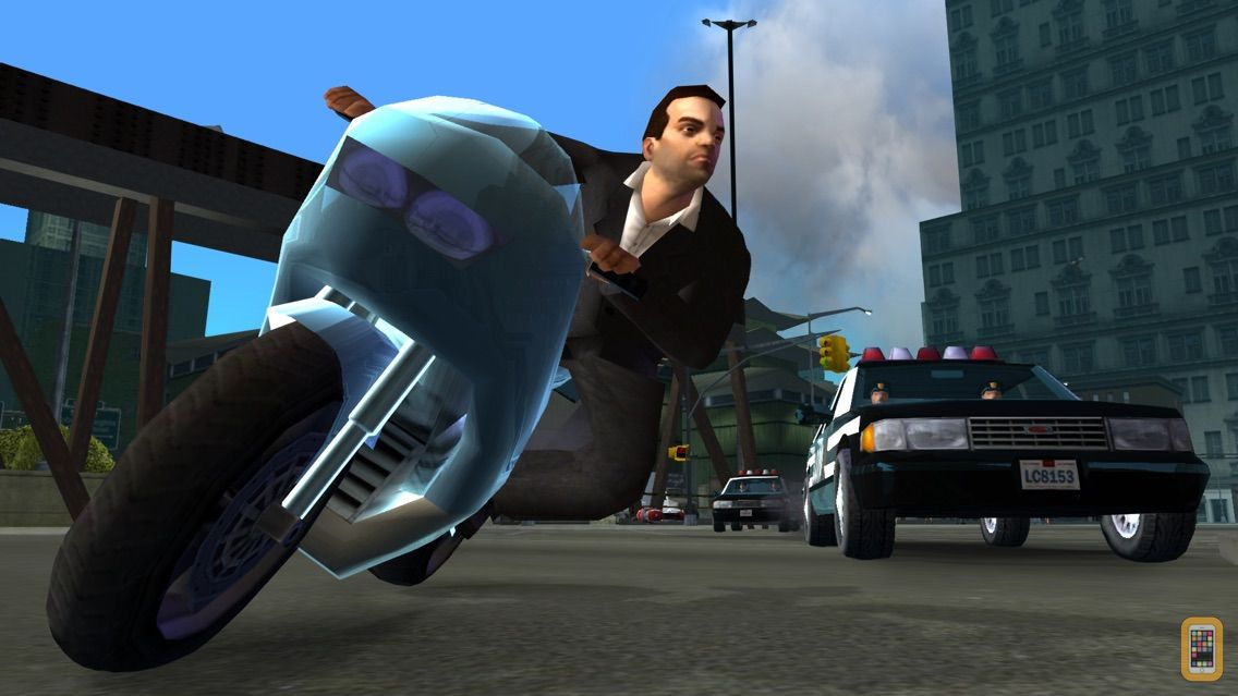 Screenshot - GTA: Liberty City Stories