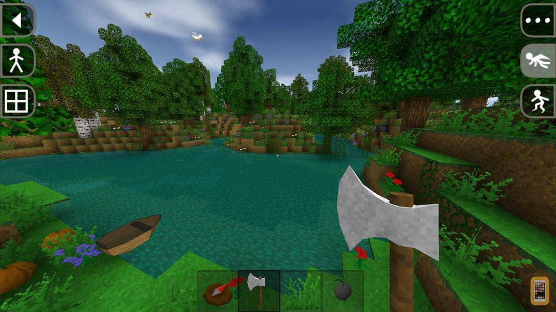 Screenshot - Survivalcraft Day One