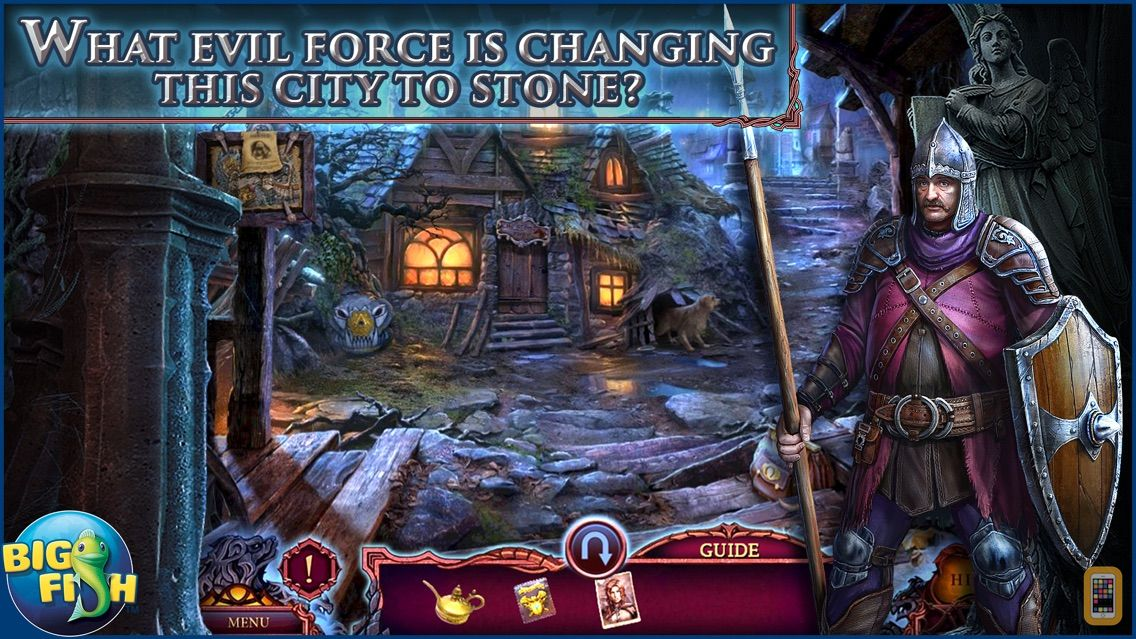 Screenshot - League of Light: Silent Mountain - A Hidden Object Mystery (Full)