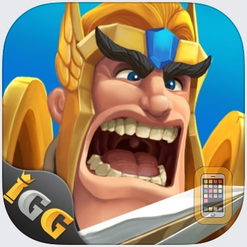 Lords Mobile: War Kingdom by IGG.COM (Universal)