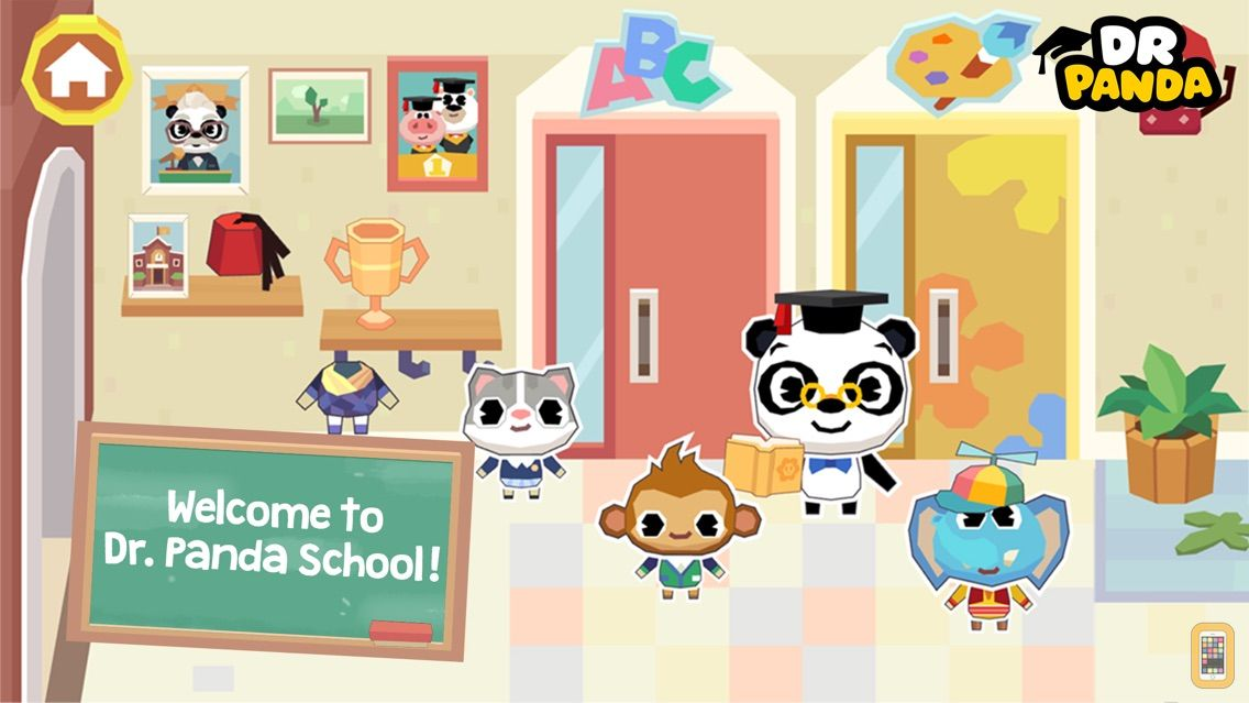 Screenshot - Dr. Panda School