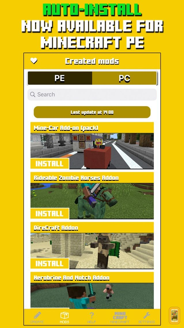 Screenshot - Mods for Minecraft PC & Addons for Minecraft PE