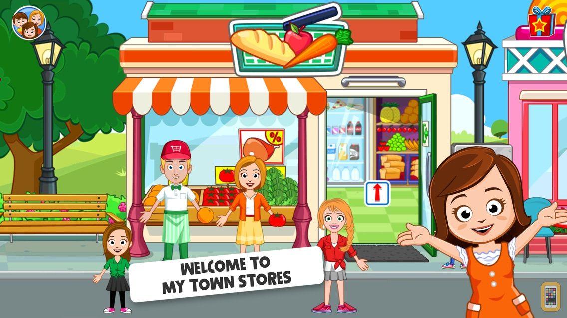 Screenshot - My Town : Stores