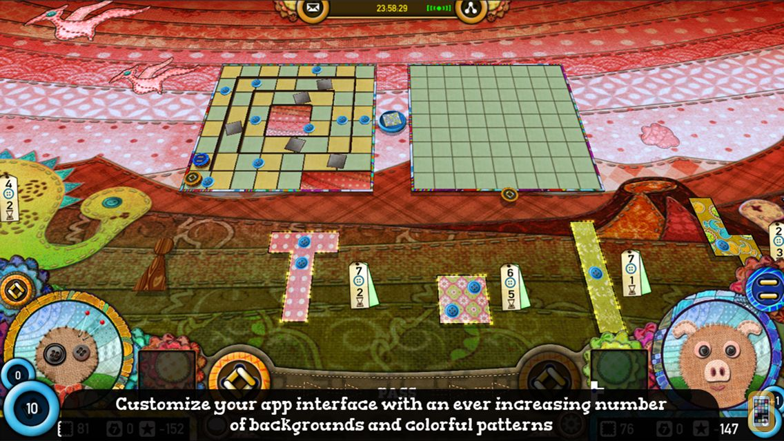 Patchwork The Game for iPhone & iPad - App Info & Stats | iOSnoops