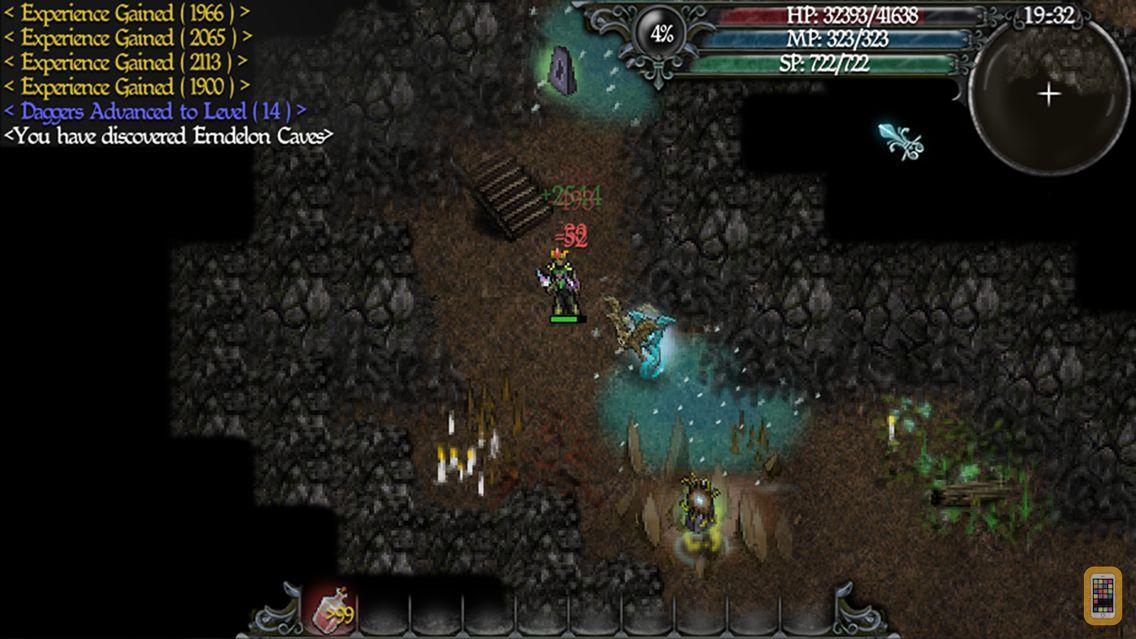 Screenshot - 9th Dawn II