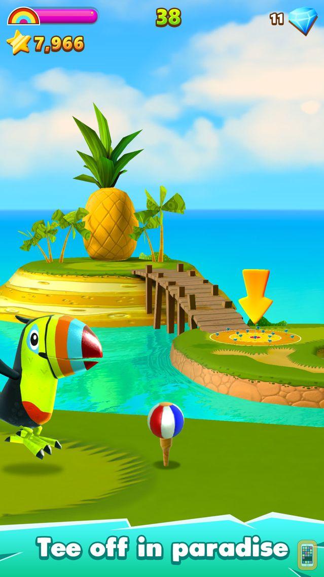 Screenshot - Golf Island