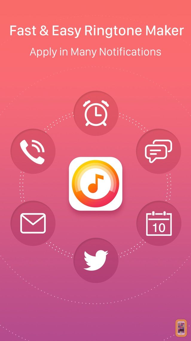 Screenshot - Ringtone Maker – create ringtones with your music