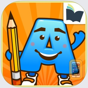 Trace it, Try it - Handwriting Exercises for Kids for iPhone & iPad