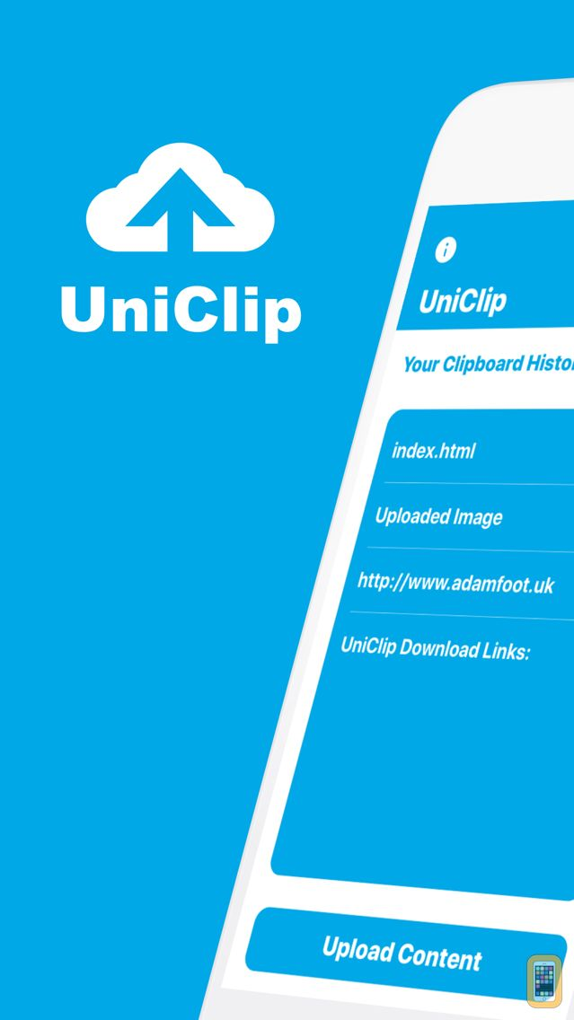Screenshot - UniClip - Universal Clipboard