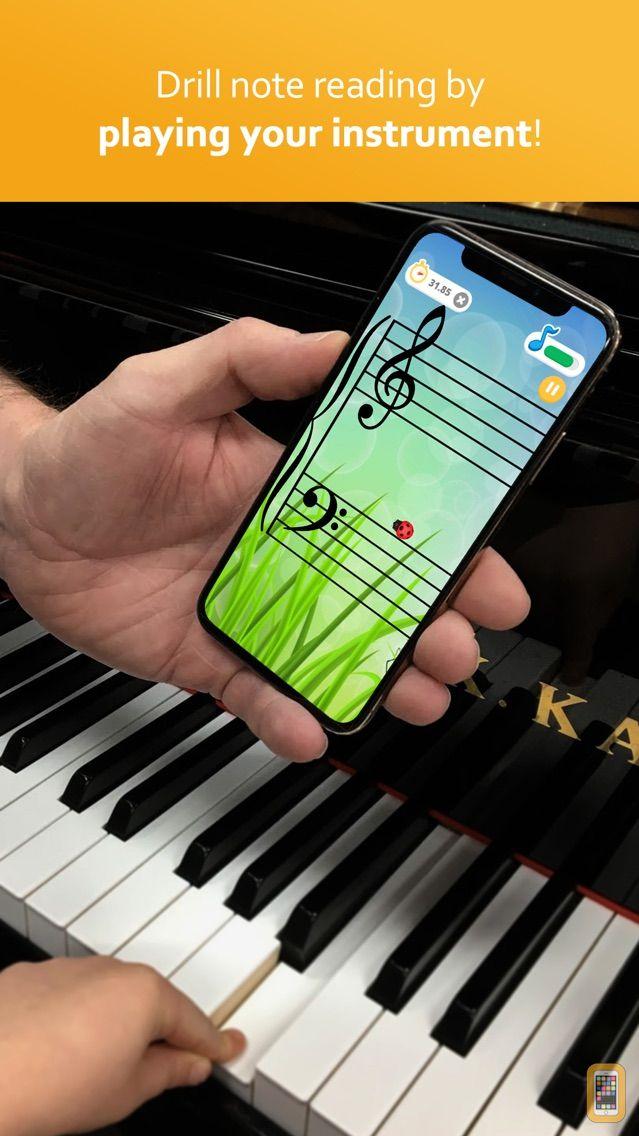 Screenshot - Note Rush: Music Reading Game