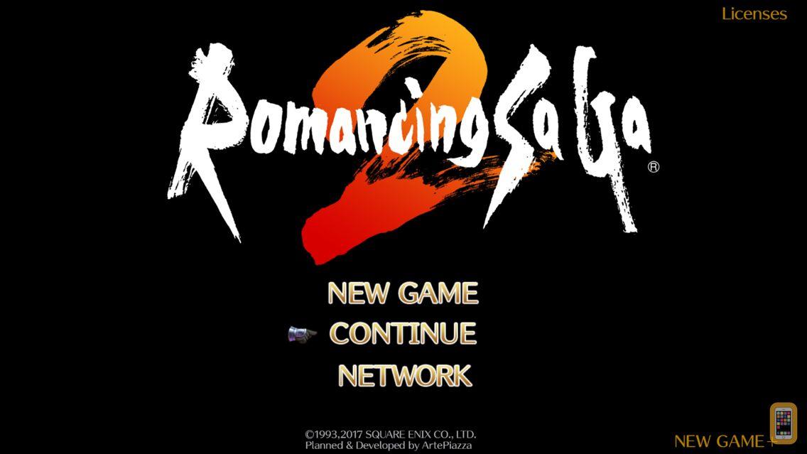 Screenshot - ROMANCING SAGA 2