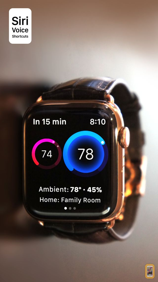 Screenshot - Thermo Watch for Nest