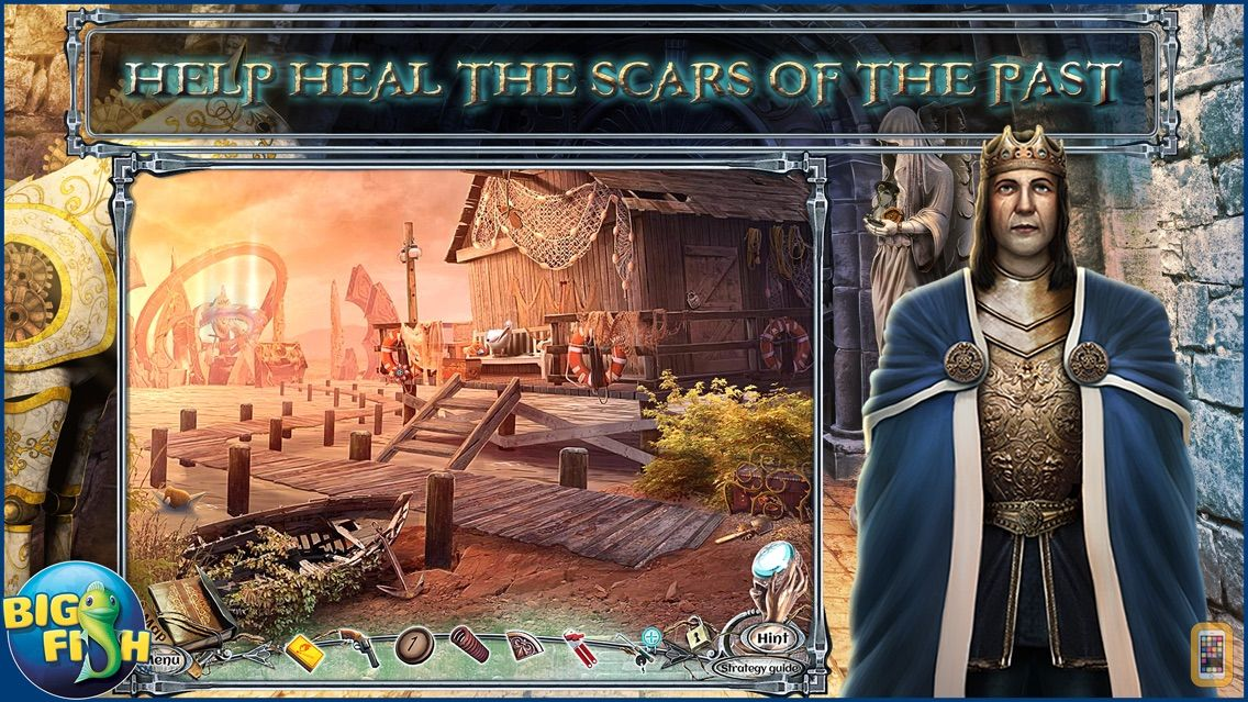 Screenshot - Surface: Return to Another World - A Hidden Object Adventure (Full)