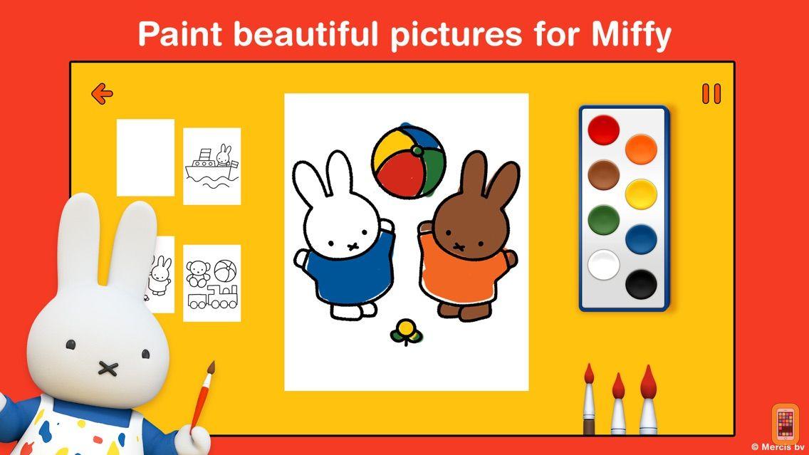 Screenshot - Miffy's World