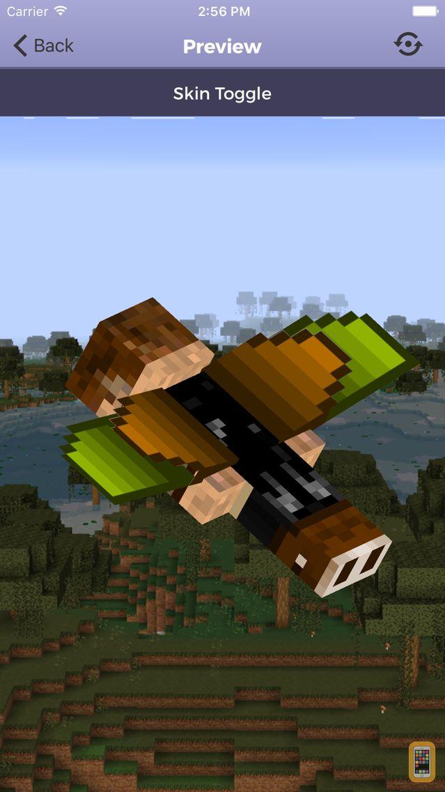 Screenshot - Elytra Creator - Minecraft PC
